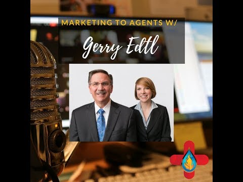 Gerry Edtl does Agent Marketing for Restorers - Claim Clinic Podcast EPS 17