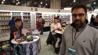 Largest Francophone Book Fair In Canada: Ahmadi Muslims Exhibit New Books