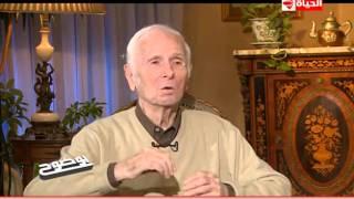 محمود رضا يحكي عن لحظة وفاة زوجته (فيديو)