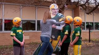 Don't Let Me Down Green Bay Packers from Graber Elementary