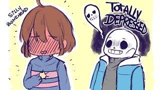 Sans that's not funny【 Undertale Animation 】Undertale Comic dubs