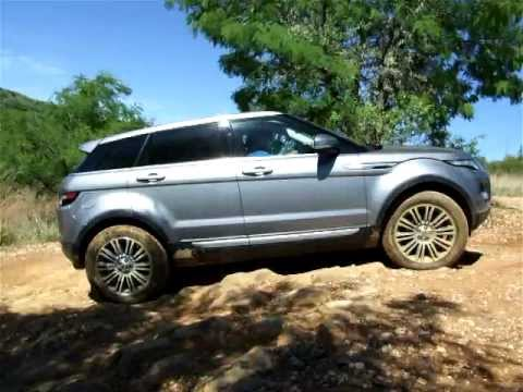 Range Rover Evoque Lifted >> Range Rover Evoque Off Road Youtube