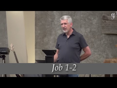 Job 1-2 - Job: A Man of Suffering