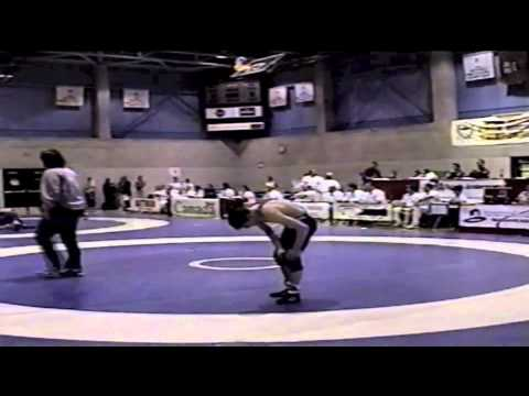 2000 Junior National Championships: 50 kg Don Kuzmanov vs. Rene Harrison