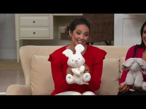 Choice of Animated Plush with Music by Gund on QVC