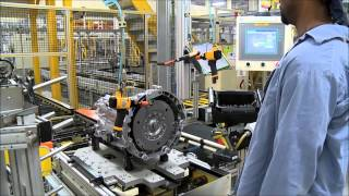 Chrysler Transmission Assembly Line