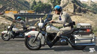 Gta Police Motorcycles Locations