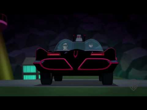 """BATMAN: RETURN OF THE CAPED CRUSADERS - """"Exit From The Batcave"""""""