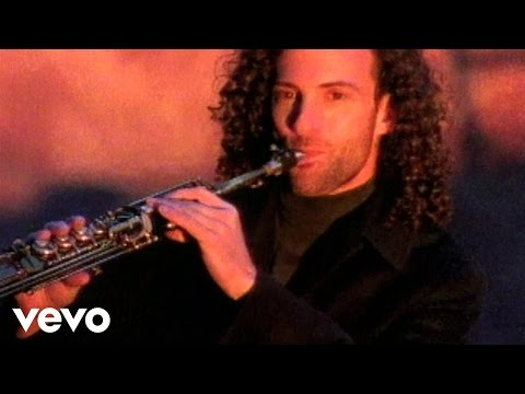 Kenny G - The Moment Travel Video