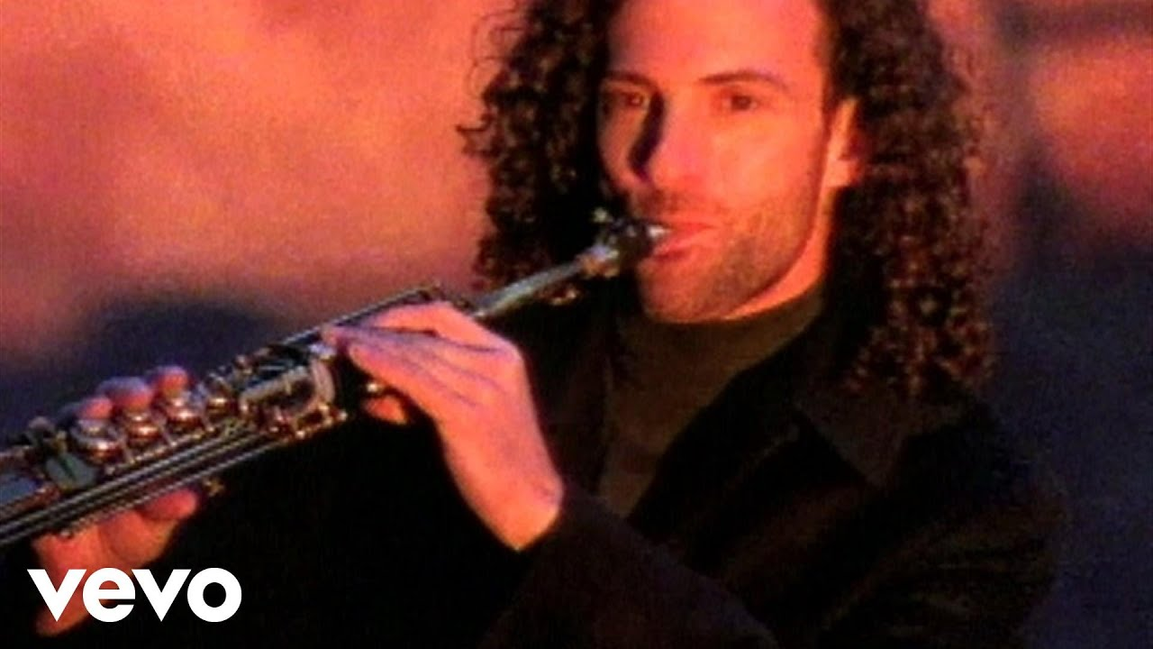Kenny G - The Moment (Official Video) #1