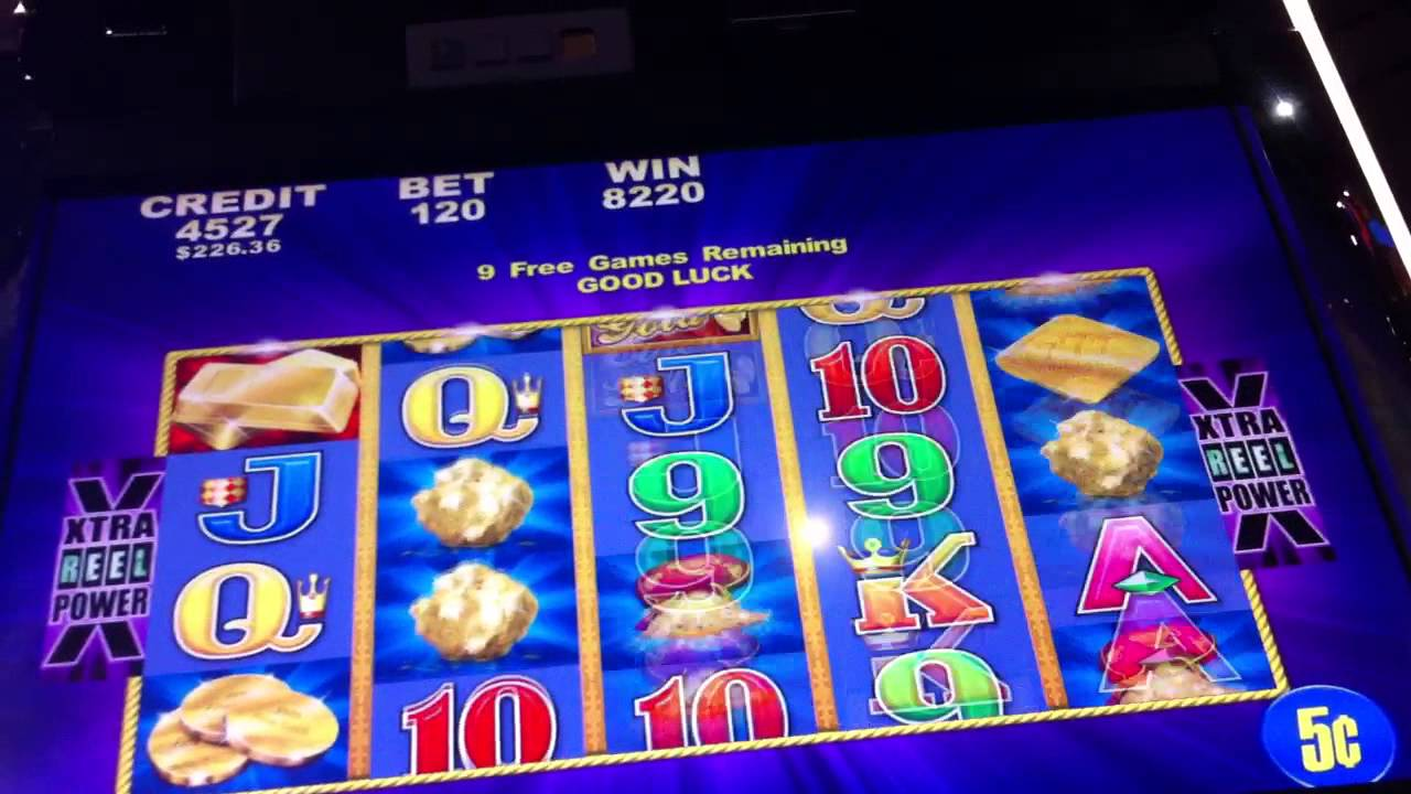 Stacks Of Gold Slot Machine