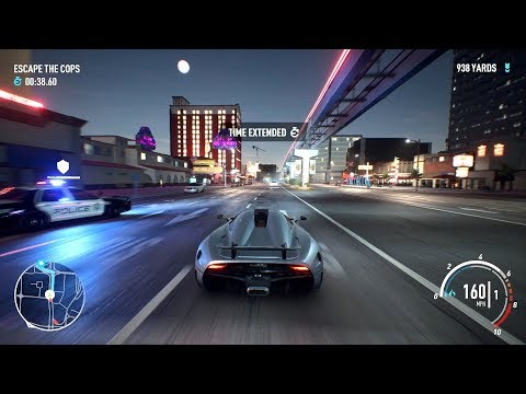 NEED FOR SPEED: Payback - 1st 20 Minutes of Gameplay | EA Access (1080p)
