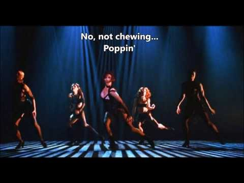 Chicago OST - Cell Block Tango - Lyrics on Screen