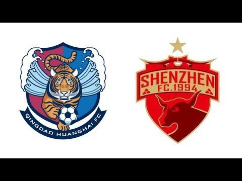 Round 22 - Qingdao Huanghai F.C. vs Shenzhen JiaZhaoye