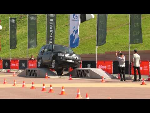 Роуд-шоу Jaguar Land Rover Нижний Новгород, портал ProGorodNN.ru