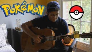 Pokémon Theme - Jason Paige Fingerstyle Cover