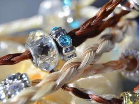 Charming Horse Hair Jewelry!!!