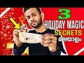 PEN THROUGH NOTE TRICK TUTORIAL + Best Holiday magic Tricks Revealed ||MALAYALAM||Visual Magix
