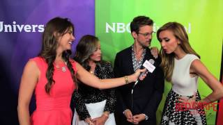 """Interview w/ E!'s """"Fashion Police"""" Cast at NBCUniversal's Summer 2015 Press Tour #TCA15"""