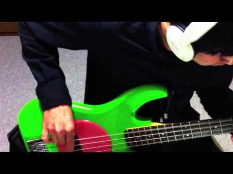 Incubus - Speak Free [Bass Cover]