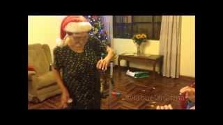 La abuela Norma ¡Feliz Navidad!