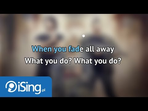 Margaret - What You Do (karaoke iSing)