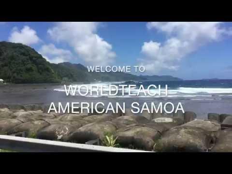 Welcome to WorldTeach American Samoa