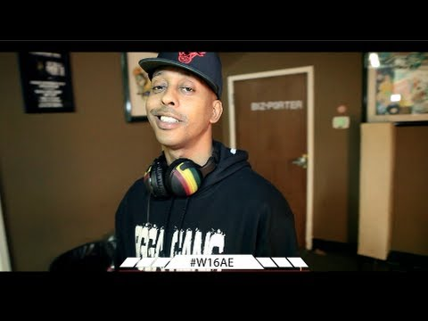 "Gillie Da Kid ""When 16 Ain't Enough"" Freestyle"