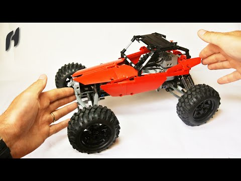 how to build the lego technic buggy youtube. Black Bedroom Furniture Sets. Home Design Ideas