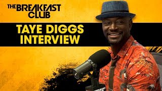 Taye Diggs On New Role In 'All American', Provocative Posts On Instagram, Classic Film Roles + More