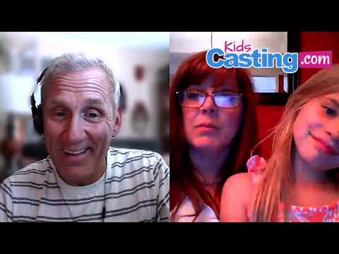 Actors Interview On KidsCasting.com Today Young Actress Lily H Bradley