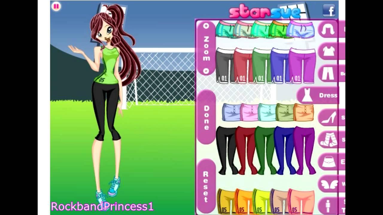 Dress up winx club - Dress Up Winx Club 9