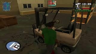 تختيم لعبة GTA San Andreas الحلقة 12 مهمة سرقة الصناديق (HD)