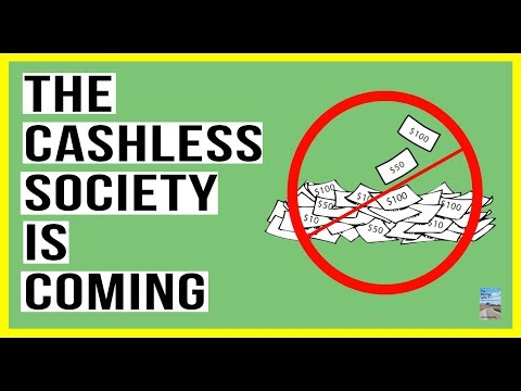 💵Cashless Society and Capital Controls! Welcome To the Future Where Cash is BANNED!