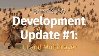Development Update   Ui And Multiplayer