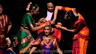 The oldest and purest form of Indian Classical dance - Bharatnatyam