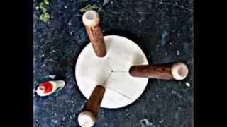 Как сделать табурет: мастер-класс(Хотите почувствовать себя настоящим плотником? Попробуйте сделать невысокие симпатичные табуреточки,..., 2013-09-18T00:09:59.000Z)