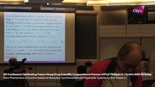 From Phenomena of Synchronization to Boundary Synchronization for Hyperbolic Systems
