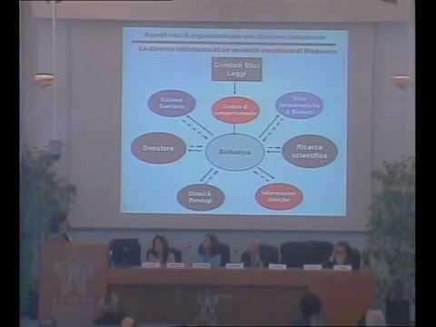 BIOFORUM 2009 criticità, opportunità, prospettive per il bio banking II