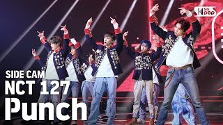 Download lagu [사이드캠4K] NCT 127 'Punch' (NCT 127 Side FanCam)   @SBS Inkigayo_2020.5.31
