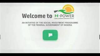 How to Apply for N Power Programmes
