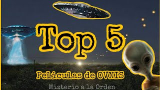 Top 5   Películas de Ovnis