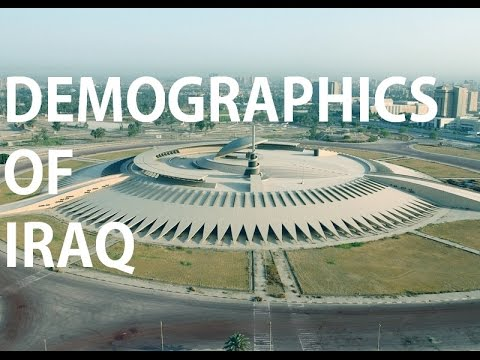 Demographics of IRAQ   People of IRAQ