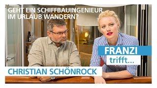 Franzi trifft .. Christian Schrönrock!