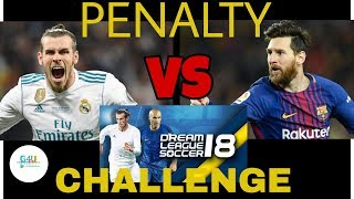 LIONEL MESSI VS GARETH BALE - PENALTY CHALLENGE (DLS) ॥GAMES 4 YOU ॥ SPS KE SATH TIME PASS... 😎😍😘