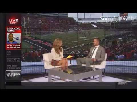 Sara Walsh & Jade McCarthy (ESPN Sportscenter)