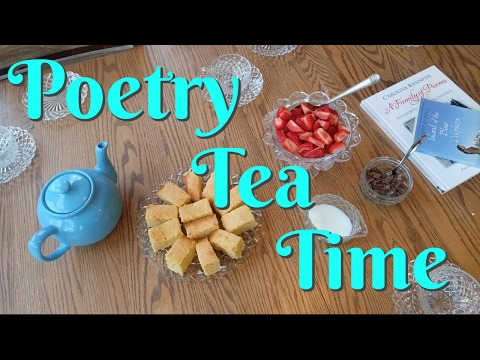 🍵 Poetry Tea Time 🍵