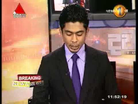 Breaking News - cricket broadcasting issue (29/01/2015)