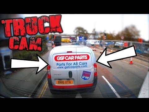 UK Dash Cam   IDIOT DRIVERS   TRUCK CAM #7