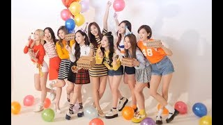... this is a video about korean girl song , beautiful kpop girl, in thetwice group,twice most